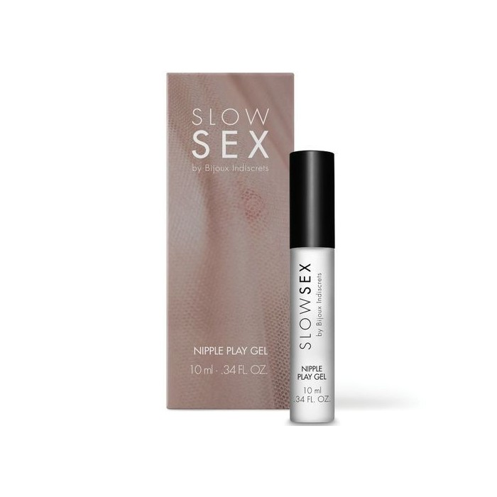ESTIMULANTE DE PEZONES SLOW SEX GEL 10 ML