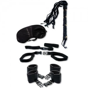 KIT DORMITORIO BONDAGE FETISH FANTASY SERIES